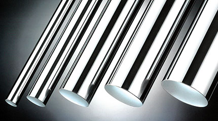 Ground & Polished Steel Bars